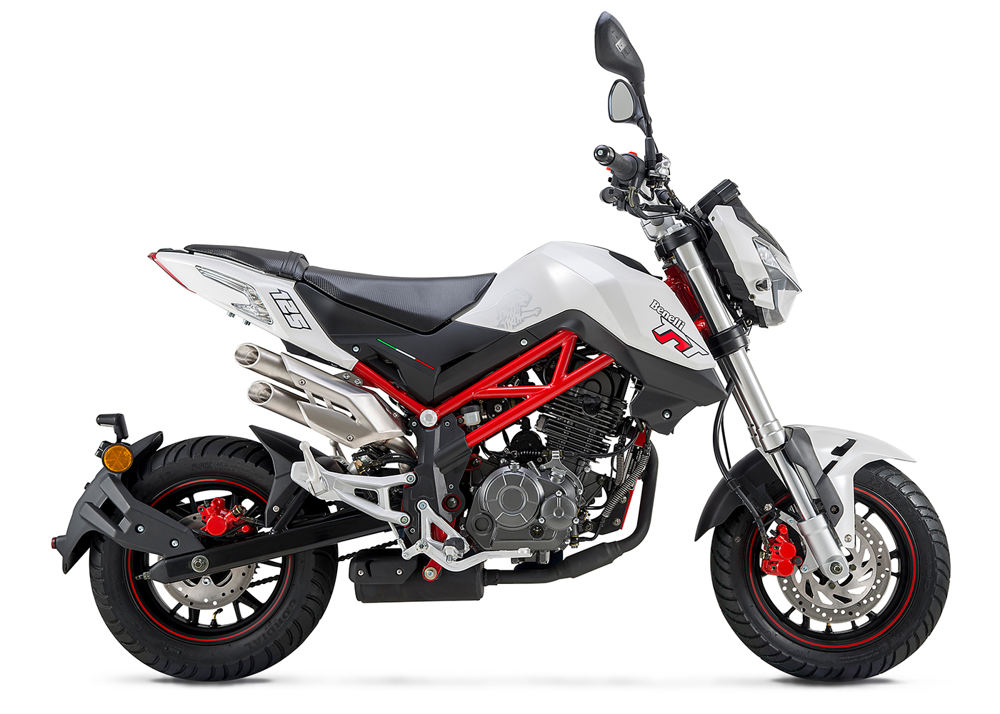 TNT 125cc New