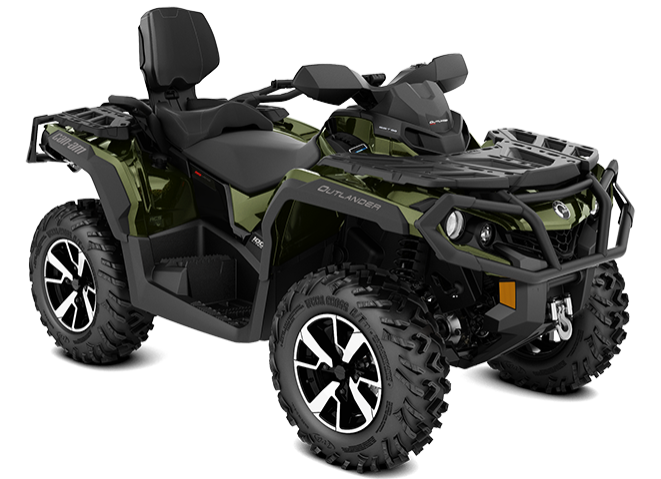 CanAm ATV Outlander MAX LImited 1000R