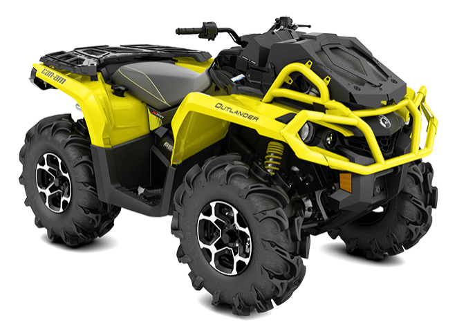 CanAm ATV Outlander X MR 650