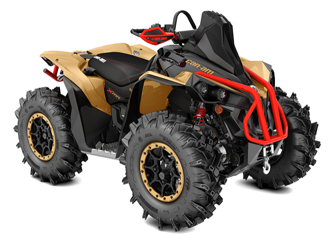 CanAm ATV Renegade X MR 1000R