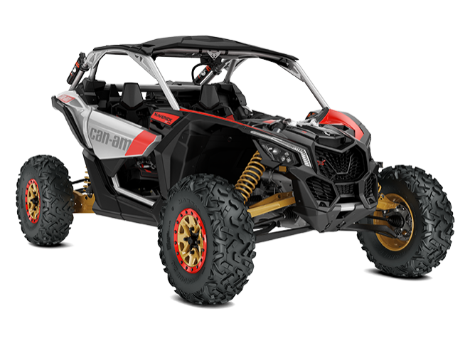 CanAm SSV Maverick X rs Turbo R - International version