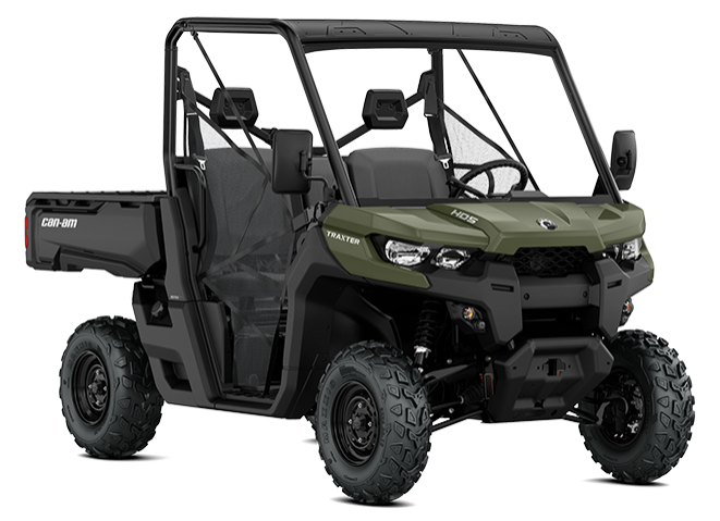 CanAm SSV Traxter Base HD5 T