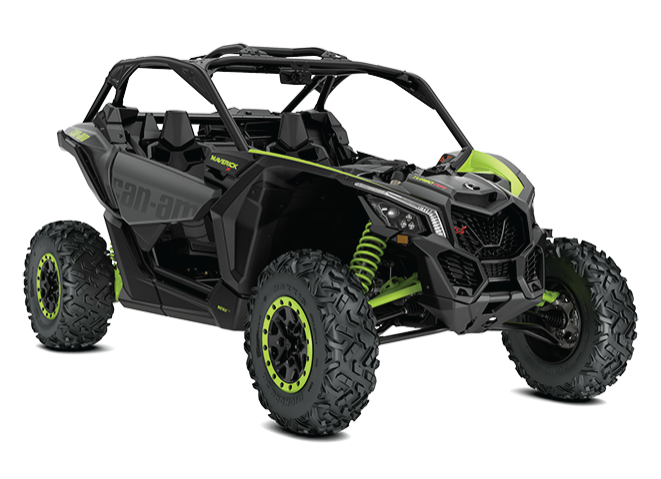 Maverick X ds Turbo RR - International version
