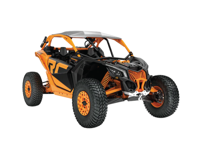 CanAm SSV Maverick X rc Turbo RR- International version