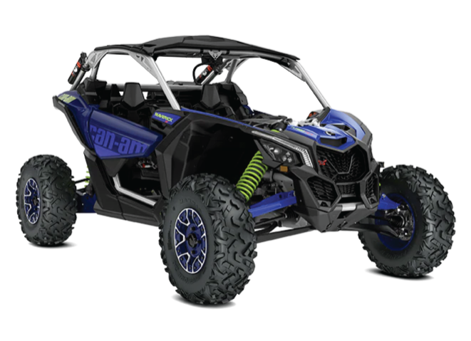 Maverick X rs Turbo RR - International version
