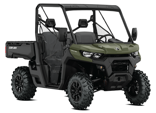 CanAm SSV Traxter Base HD8 T