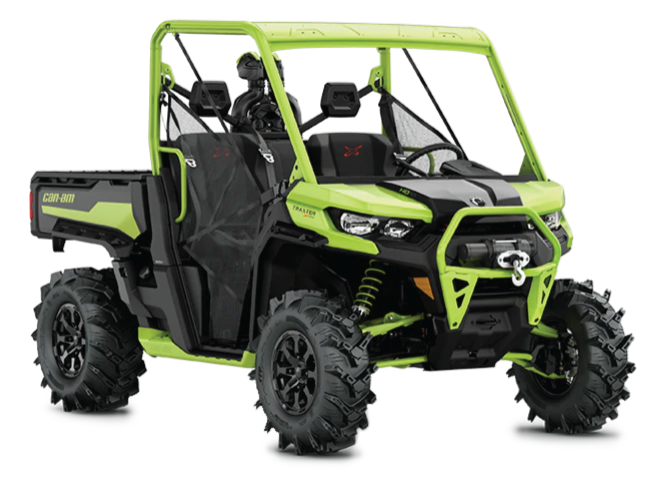 CanAm SSV Traxter X MR HD10