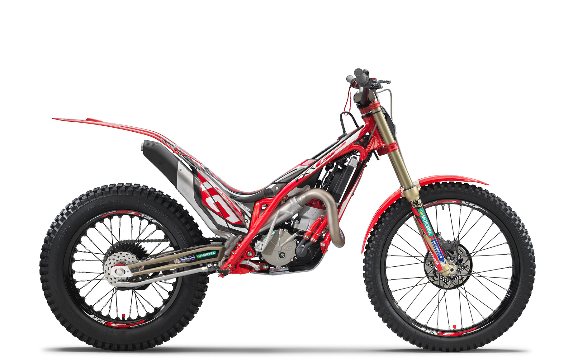 GasGas Trials TXT GP 125