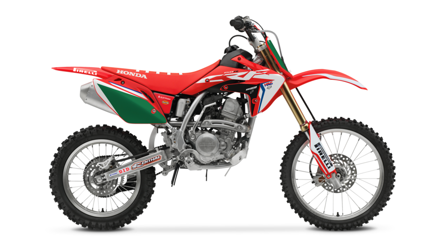 Honda Off Road CRF150R Ken Roczen