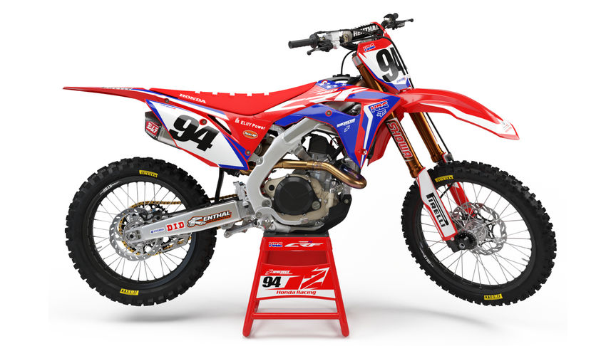 Honda Off Road CRF450R AMA