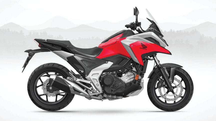 Honda Bikes - Adventure