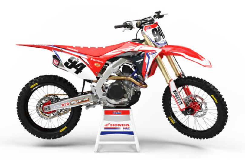Honda Off Road CRF450R Ken Roczen Race Replica