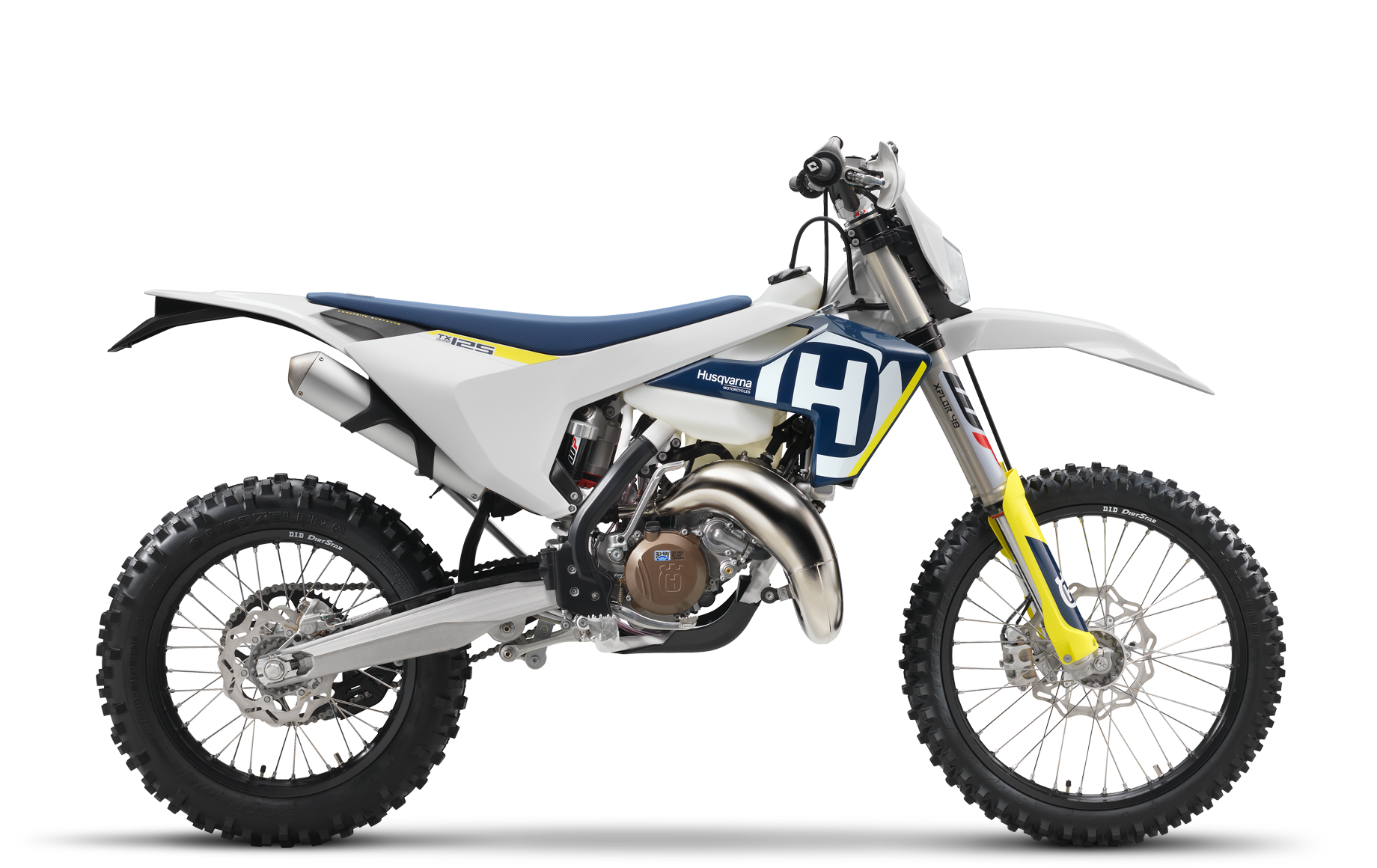 Husqvarna Enduro TX 125 - Electric Start Model