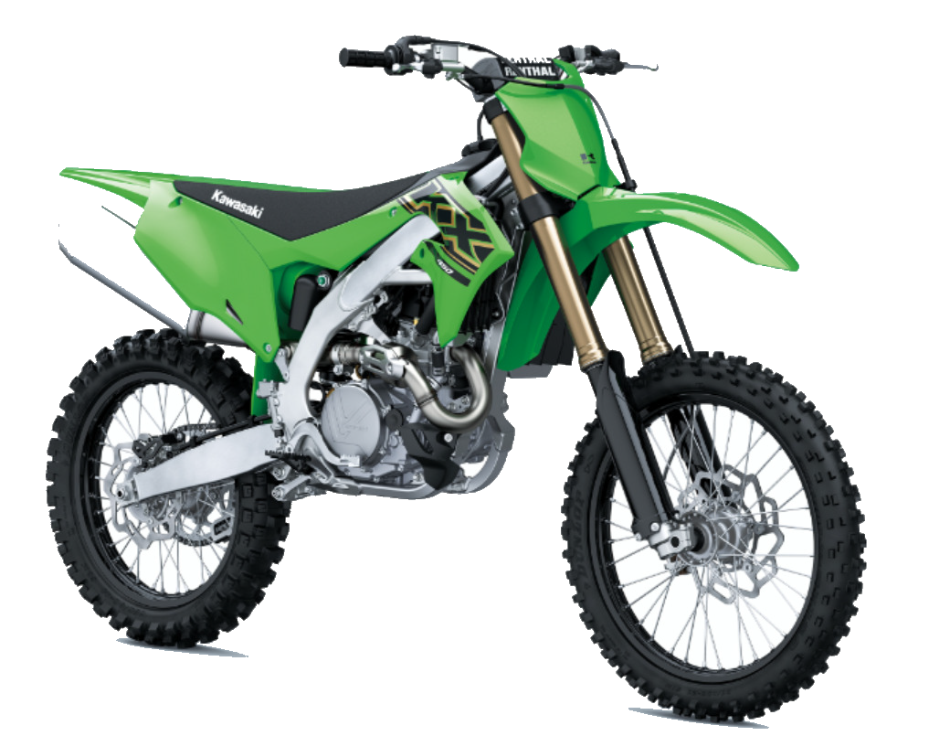 Kawasaki Off Road KX 450