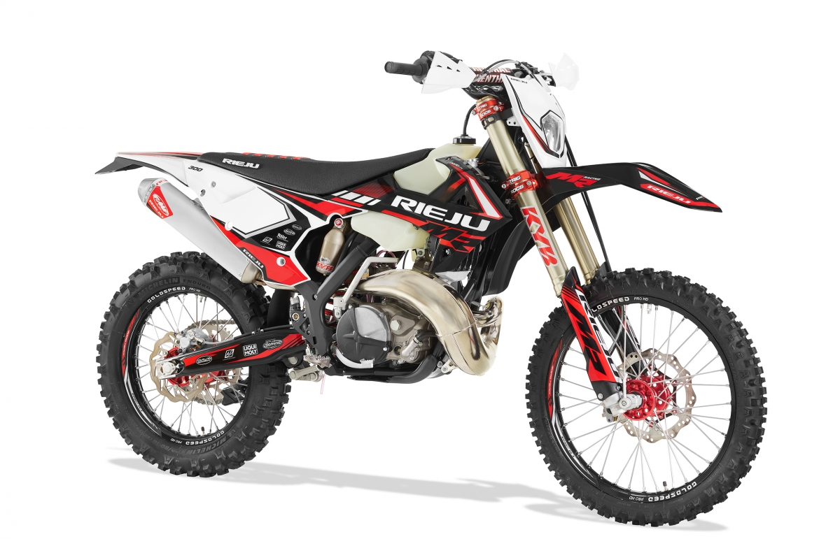 Rieju Off Road MR PRO 200cc 250cc 300cc