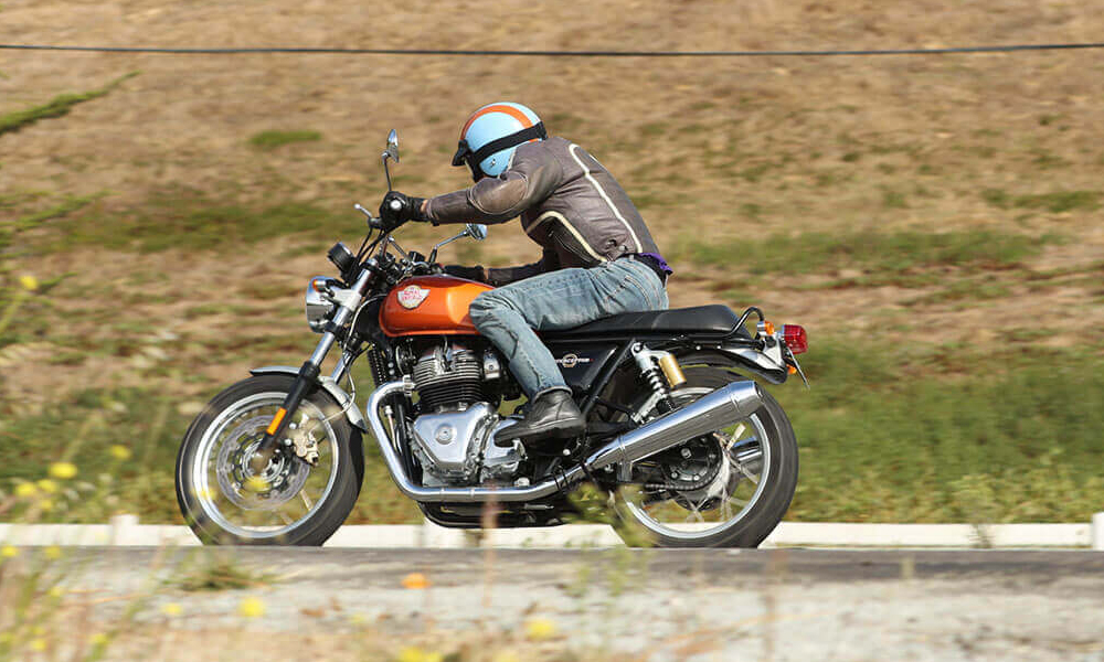 Interceptor 650 Twin