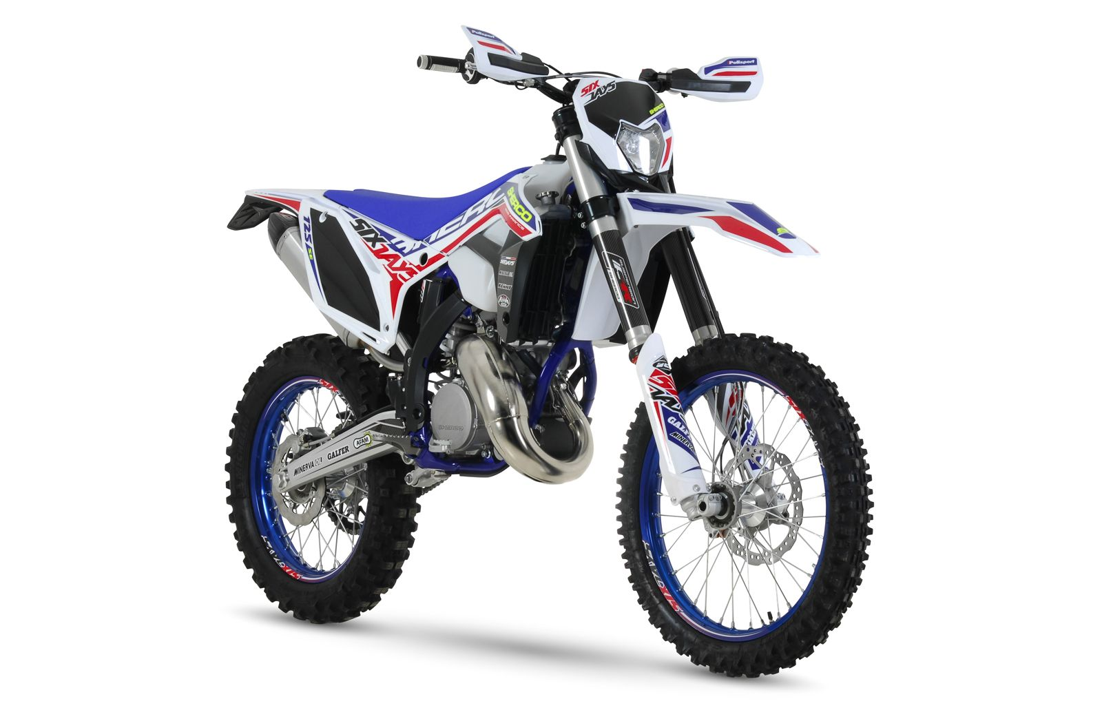 Sherco Enduro 125 SE-SD SIX DAYS