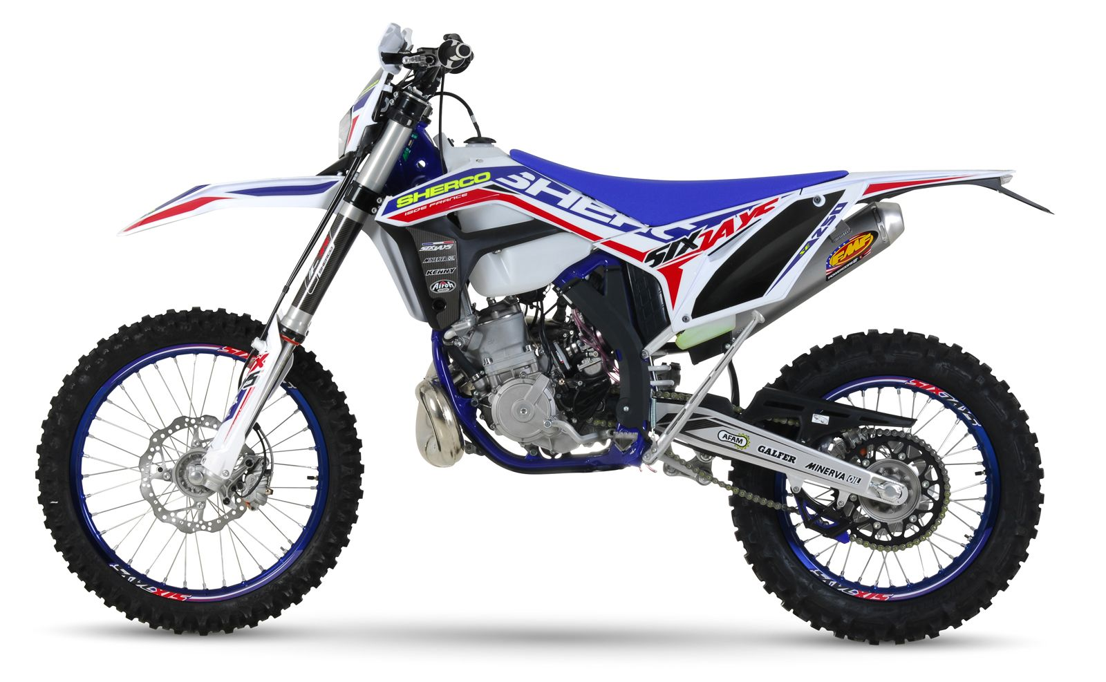 Sherco Enduro 250 SE-SD SIX DAYS