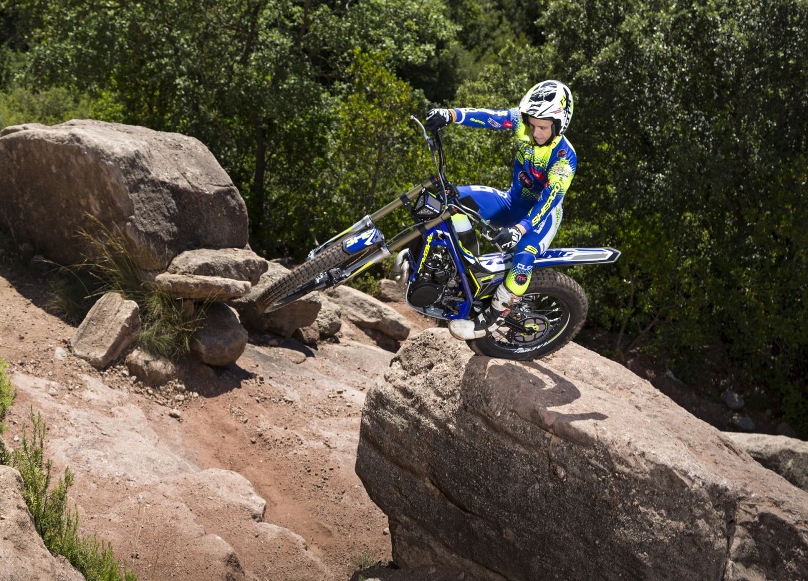 Sherco Trials 125 ST RACING