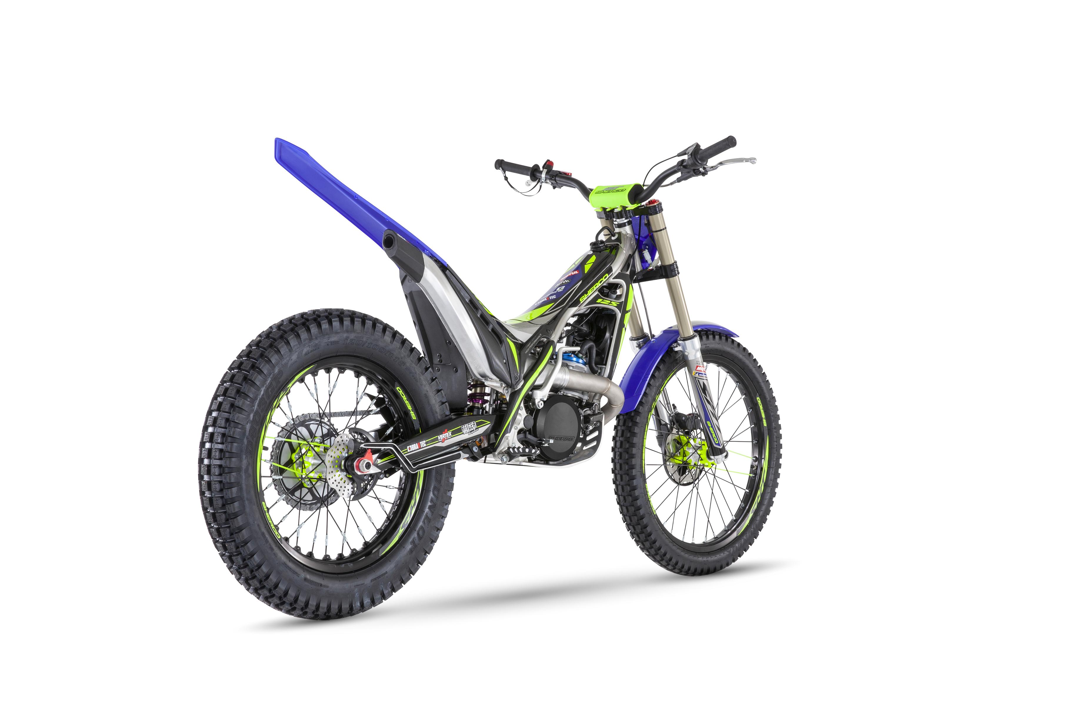 Sherco Trials ST 125 Factory