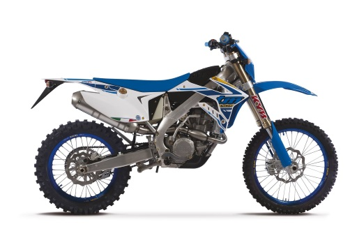 TM Racing Enduro EN 250 FI Twin Pipe