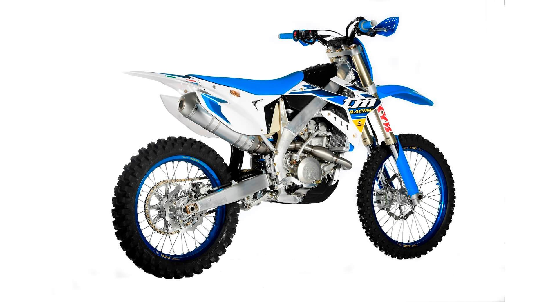 TM Racing Motocross MX 450 FI