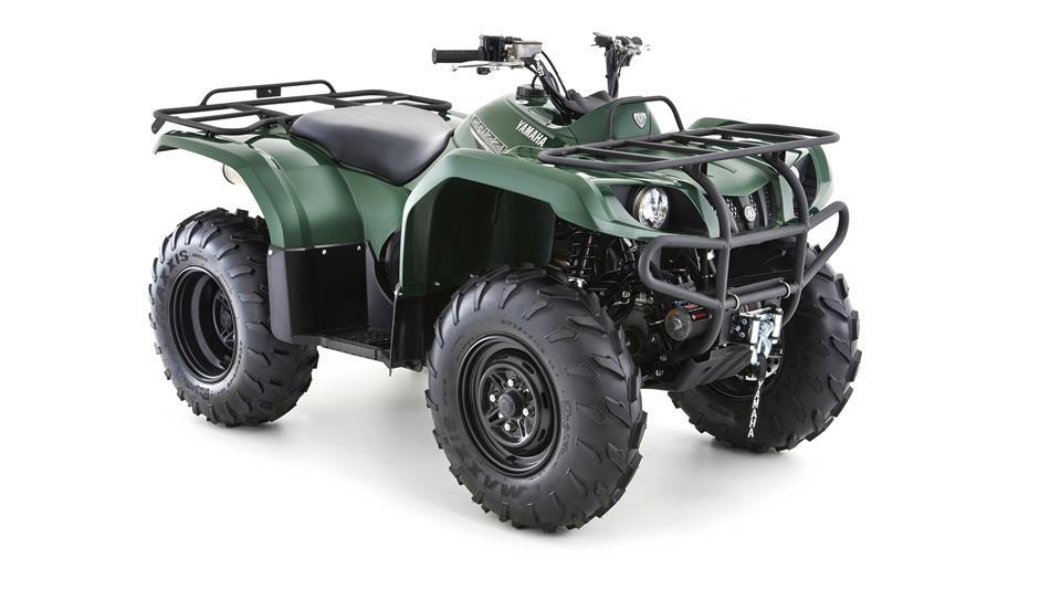Grizzly 350 4WD