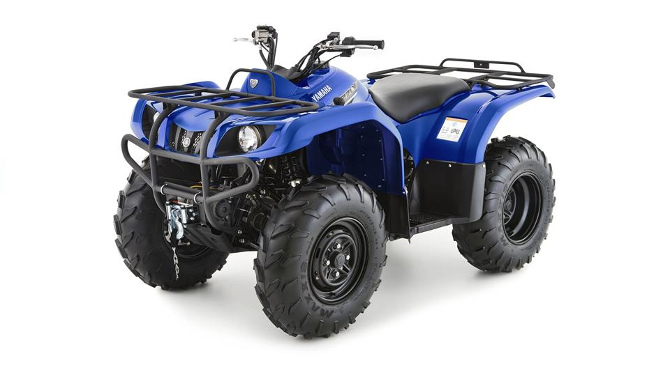 Yamaha Utility Grizzly 350 2WD
