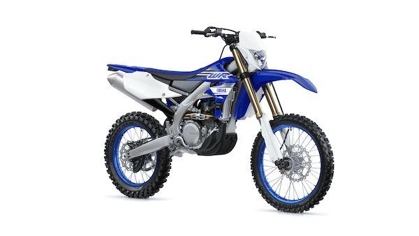 Yamaha Enduro WR450F