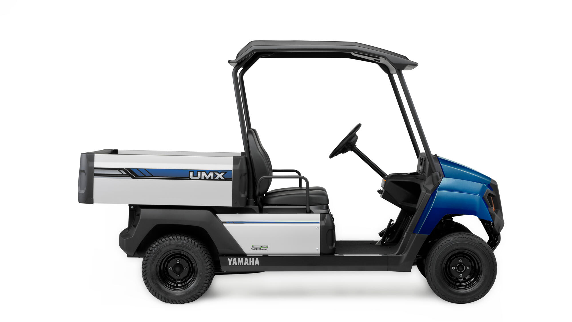 UMX AC Electric Golfcart Aqua Blue