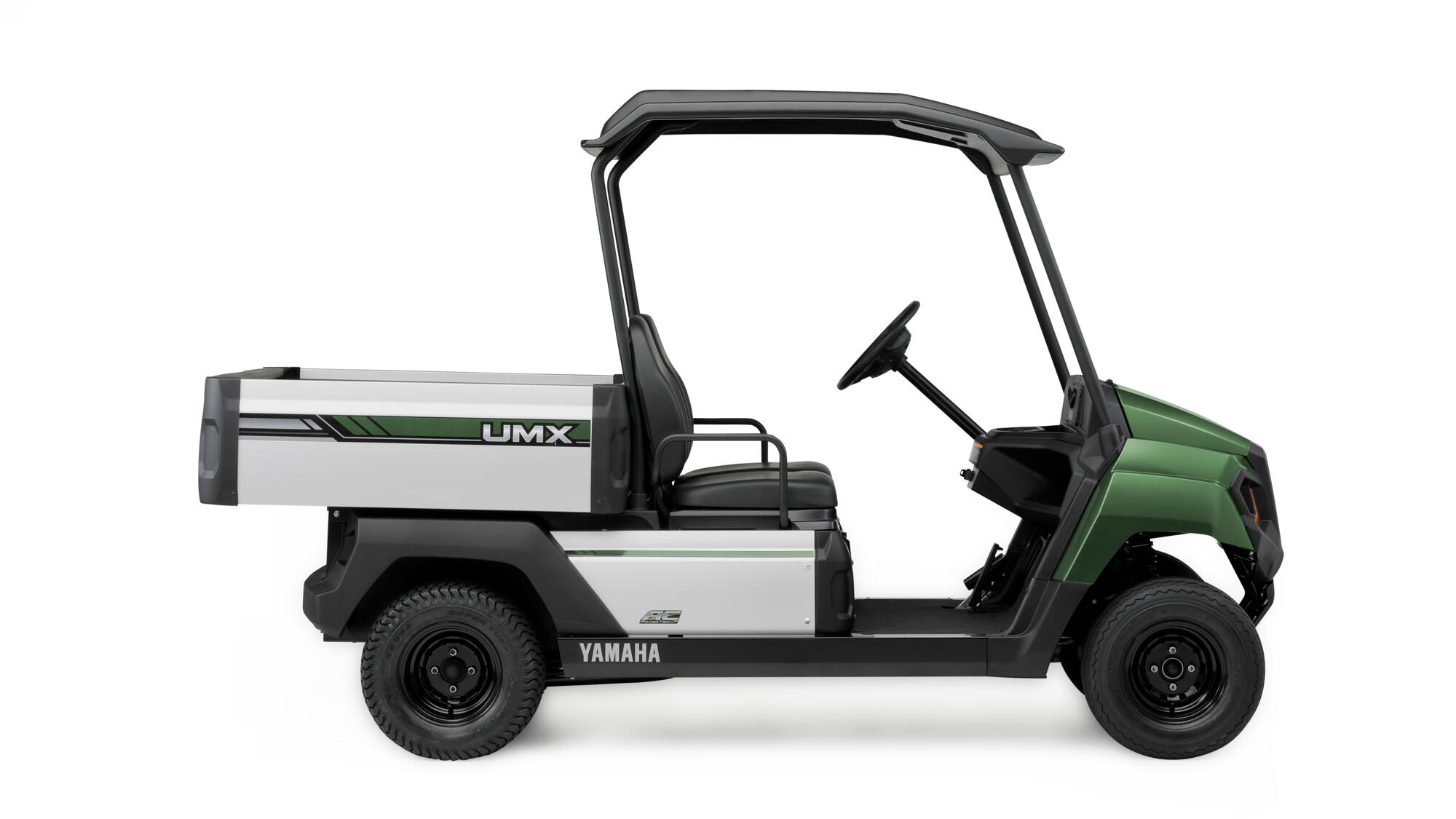 UMX AC Electric Golfcart Leaf Green
