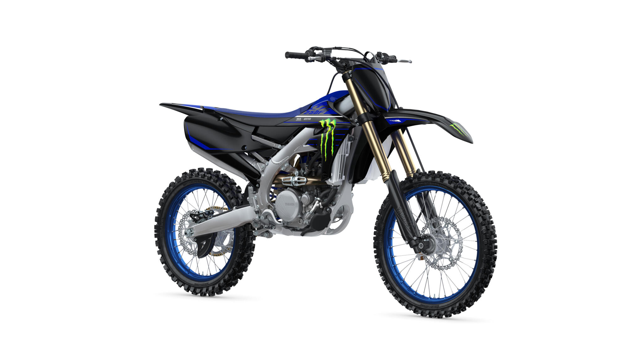 YZ250F Monster Energy