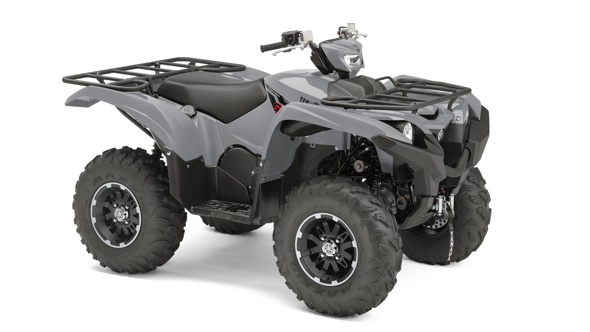 Grizzly 700 EPS ALU Amor grey