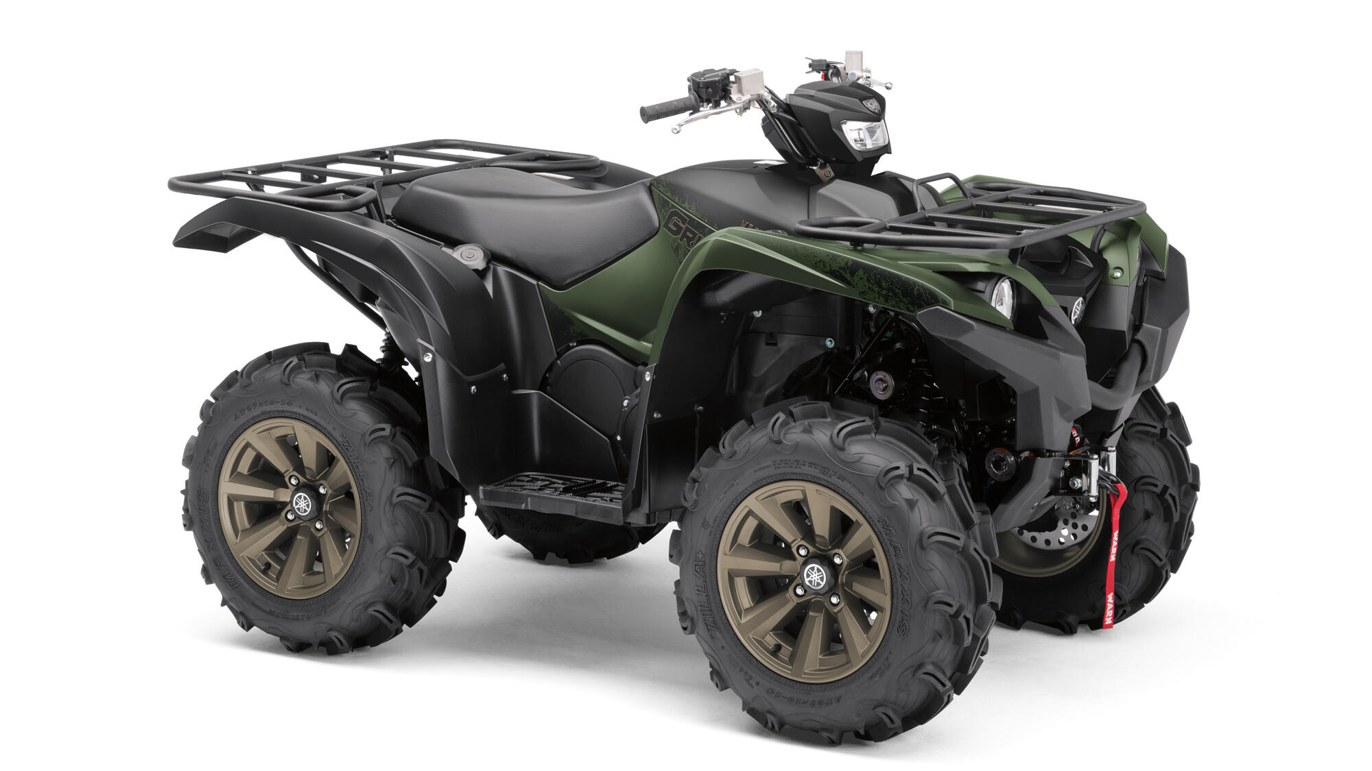 Yamaha Utility Grizzly 700 EPS SE Covert Green