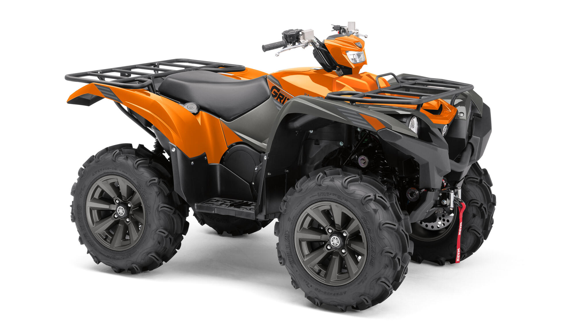 Grizzly 700 EPS SE Orange Metallic