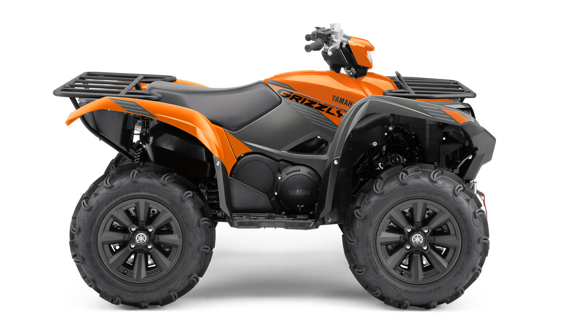 Yamaha Utility Grizzly 700 EPS SE Orange Metallic