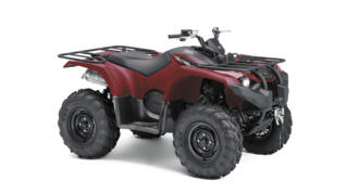 Kodiak 450 Ridge Red