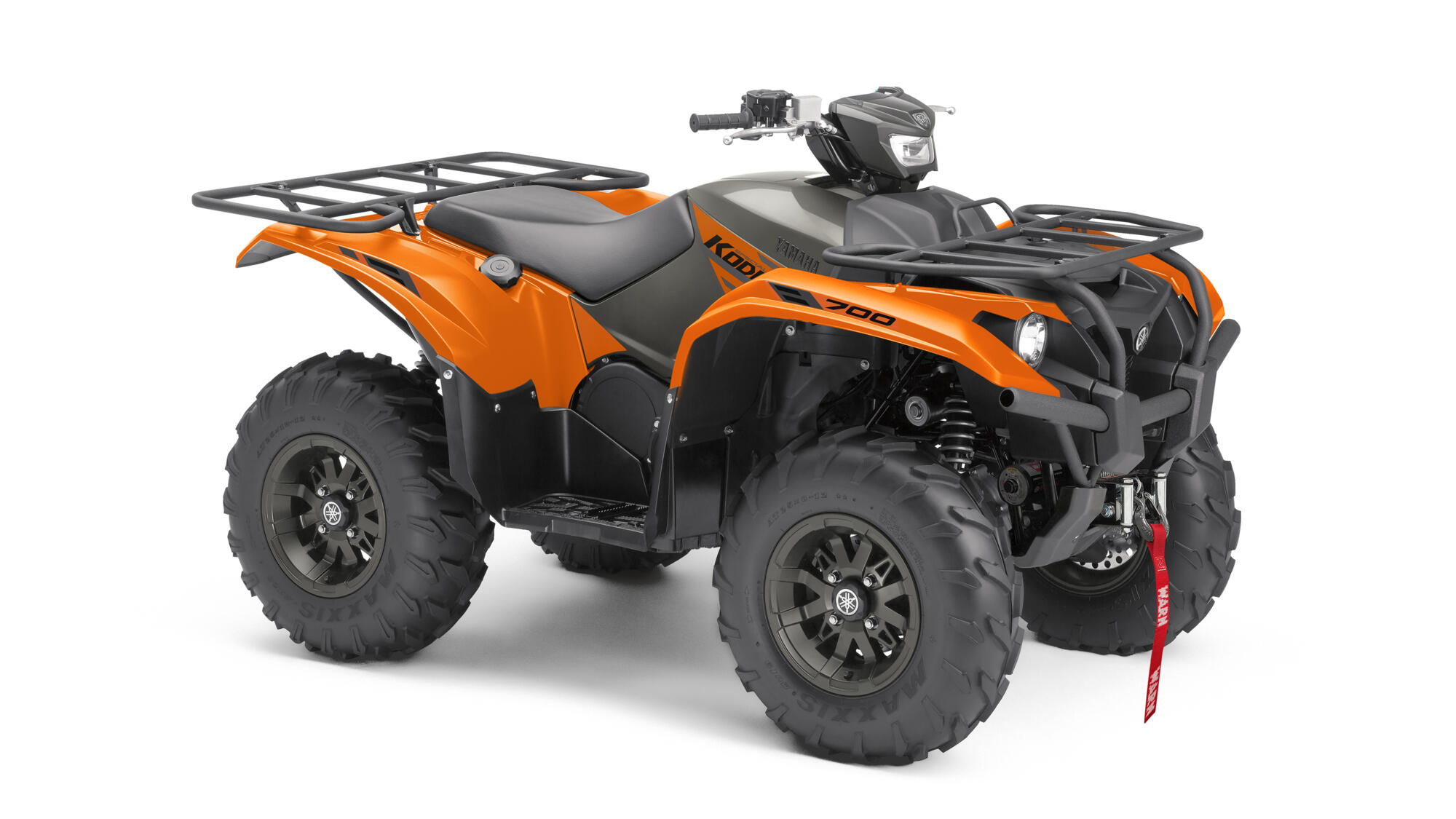 Yamaha Utility Kodiak 700 EPS SE Coppperhead Orange Metallic