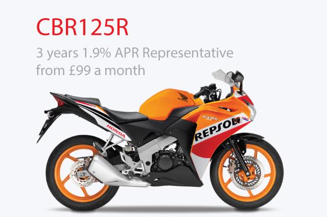 125cc - CBR125R