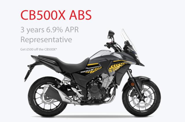 Adventure - CB500X