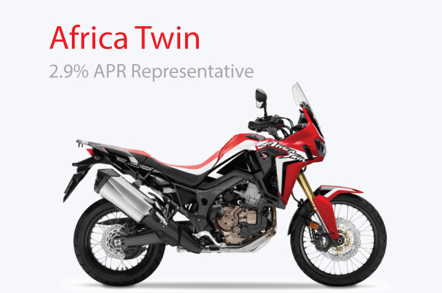 Adventure - CRF1000L Africa Twin ABS