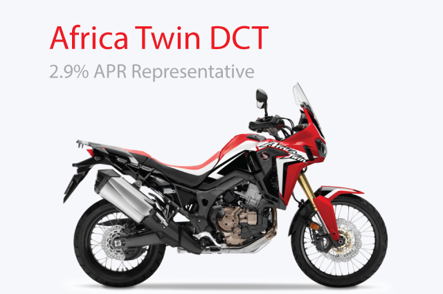Adventure - CRF1000L Africa Twin DCT