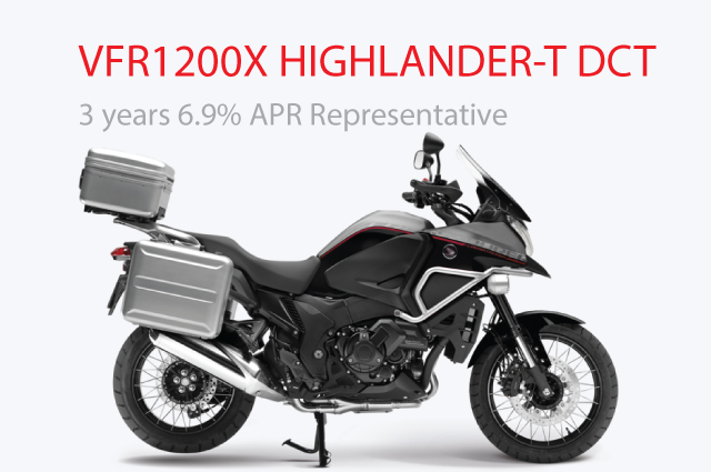 Adventure - VFR1200X Highlander -T DCT