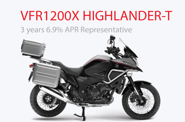 Adventure - VFR1200X Highlander -T