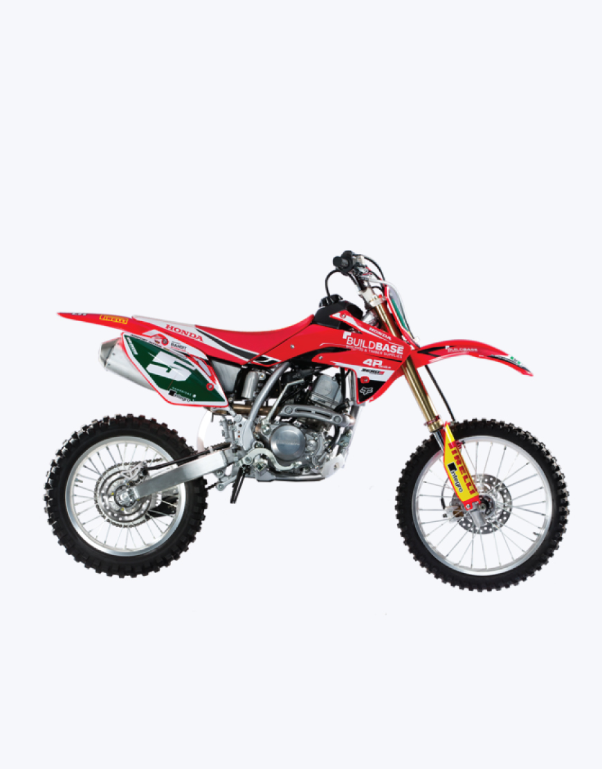CRF150RB Buildbase