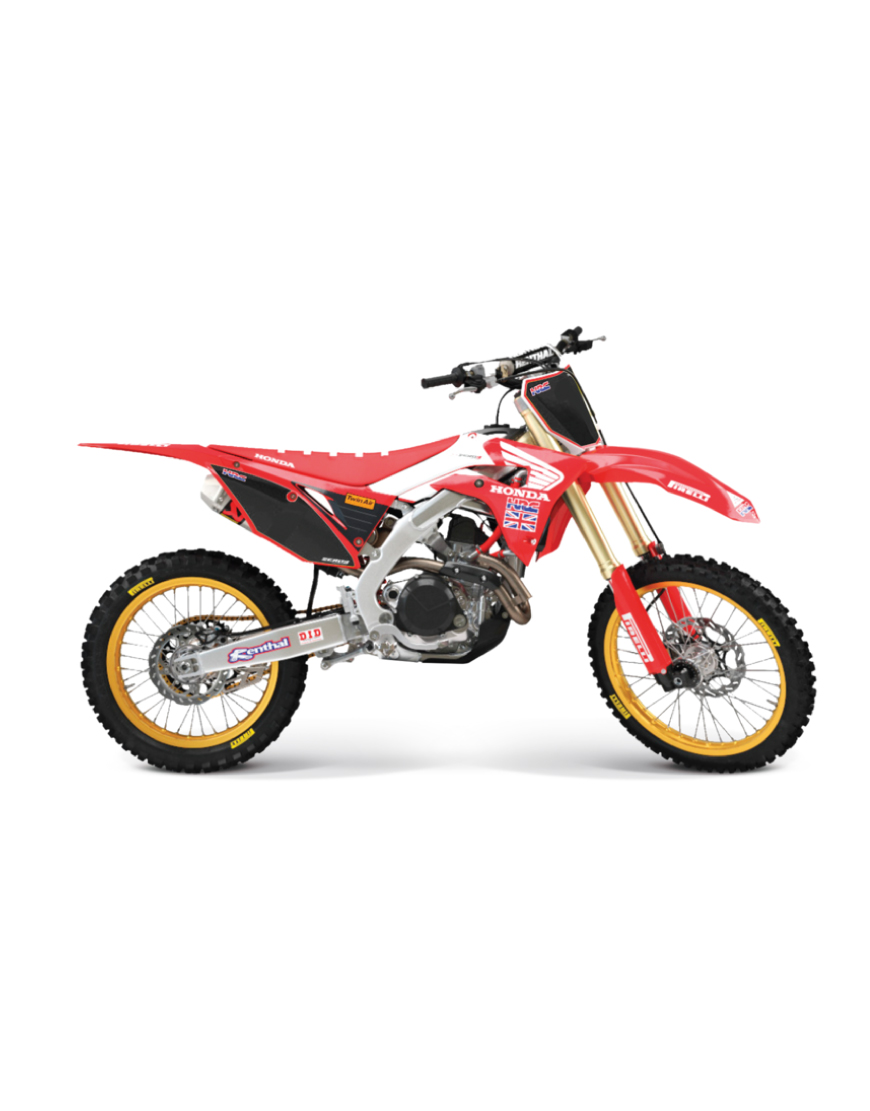 CRF250R Dave Thorpe Replica 2018