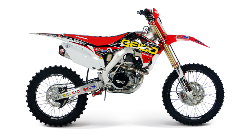 Honda Bikes - Off Road