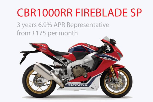 Super Sports - CBR1000RR Fireblade SP