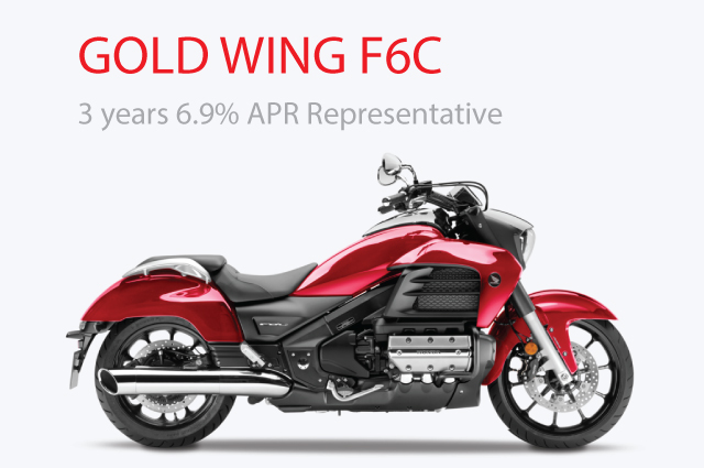 Touring - GOLD WING F6C