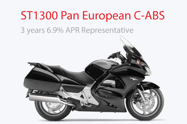Touring - ST1300 PAN EUROPEAN